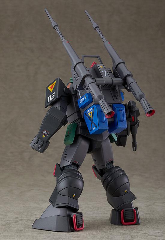 COMBAT ARMORS MAX14『コンバットアーマー ダグラム 対空武装強化型ザック装着タイプ』1/72 プラモデル-001