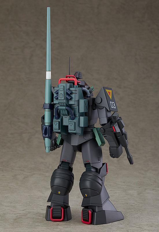 COMBAT ARMORS MAX14『コンバットアーマー ダグラム 対空武装強化型ザック装着タイプ』1/72 プラモデル-005
