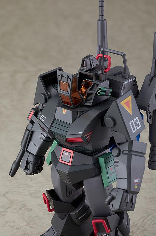 COMBAT ARMORS MAX14『コンバットアーマー ダグラム 対空武装強化型ザック装着タイプ』1/72 プラモデル-008