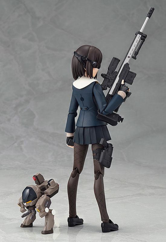 figma『ロングレンジ・ジョシコウセイ|ARMS NOTE』可動フィギュア-006