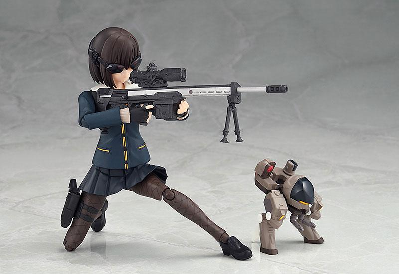 figma『ロングレンジ・ジョシコウセイ|ARMS NOTE』可動フィギュア-007