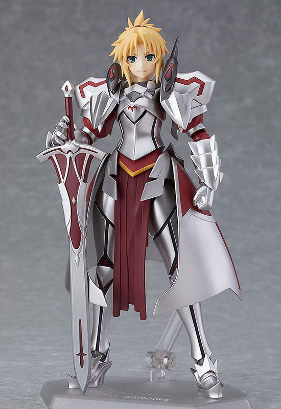 "figma『""赤""のセイバー』Fate/Apocrypha 可動フィギュア-001"