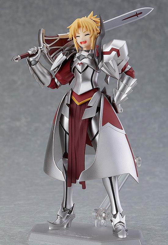"figma『""赤""のセイバー』Fate/Apocrypha 可動フィギュア-002"