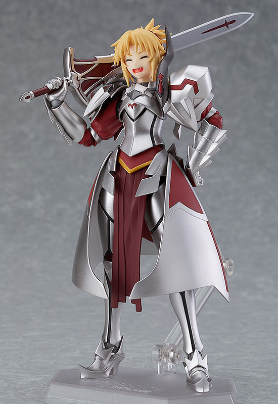 "figma『""赤""のセイバー』Fate/Apocrypha 可動フィギュア-002"