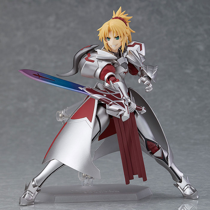 "figma『""赤""のセイバー』Fate/Apocrypha 可動フィギュア-003"