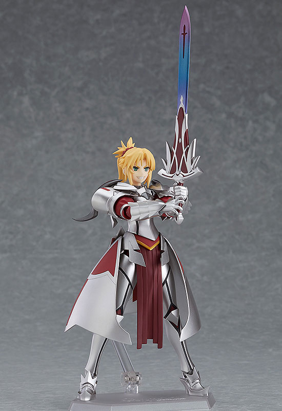 "figma『""赤""のセイバー』Fate/Apocrypha 可動フィギュア-004"