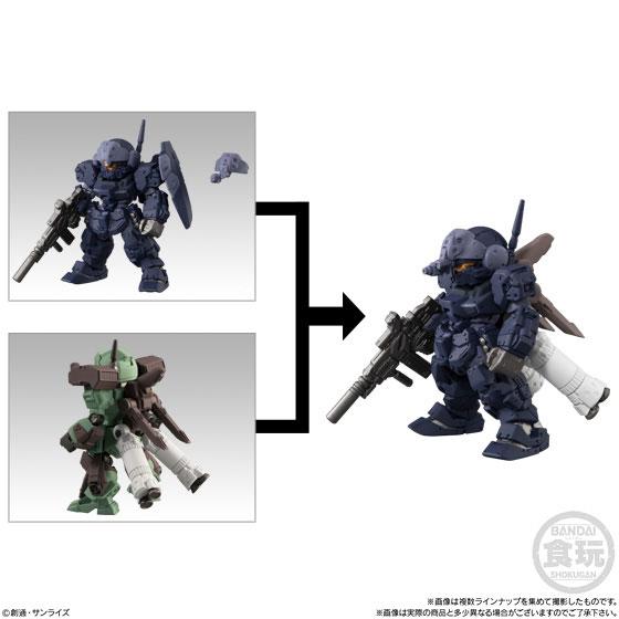 【食玩】機動戦士ガンダム『FW GUNDAM CONVERGE ♯14』10個入りBOX-007