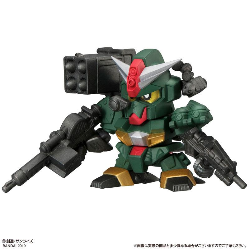 機動戦士ガンダム『ガシャポン戦士フォルテ08』12個入りBOX-003