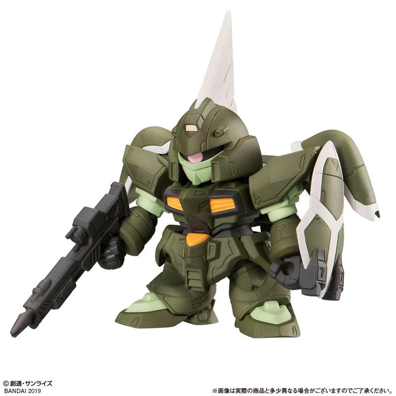 機動戦士ガンダム『ガシャポン戦士フォルテ08』12個入りBOX-004