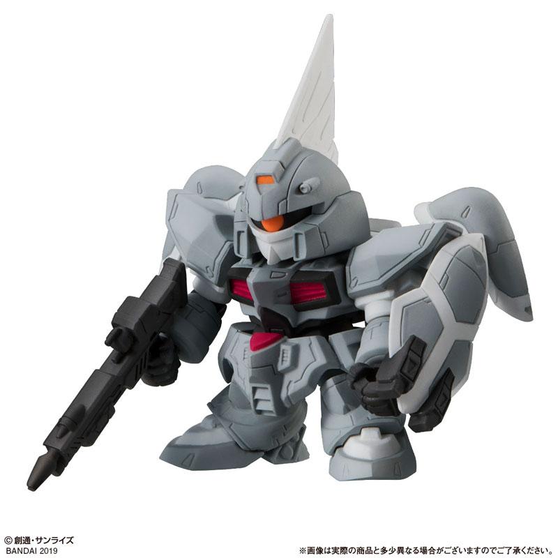 機動戦士ガンダム『ガシャポン戦士フォルテ08』12個入りBOX-005