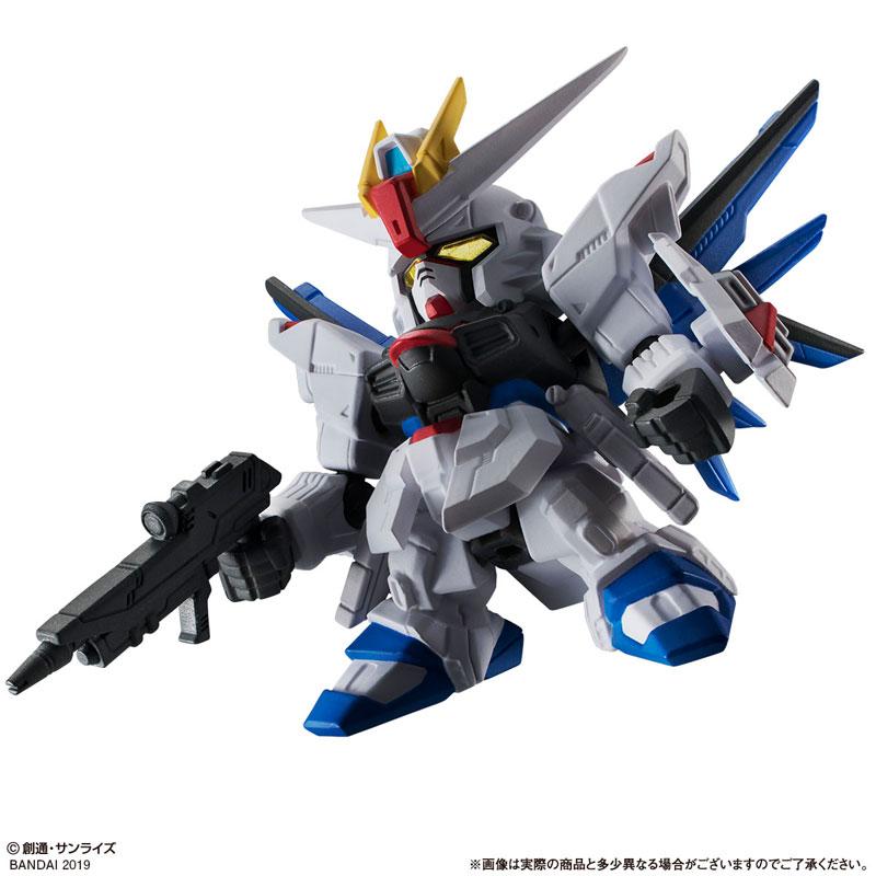 機動戦士ガンダム『ガシャポン戦士フォルテ08』12個入りBOX-006