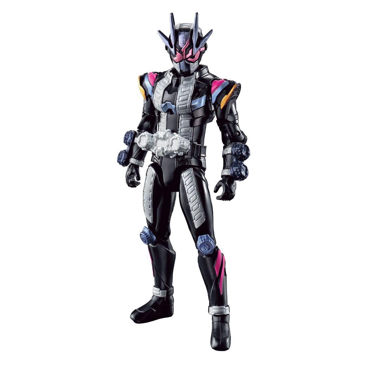 RKFライダーアーマーシリーズ『仮面ライダージオウII』可動フィギュア-001