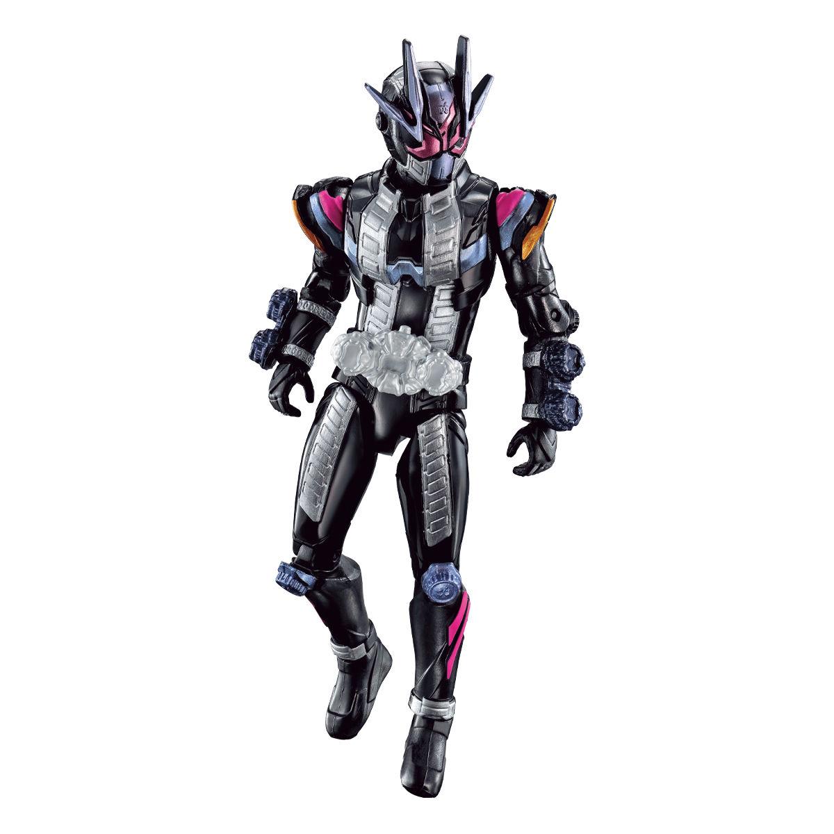RKFライダーアーマーシリーズ『仮面ライダージオウII』可動フィギュア-003