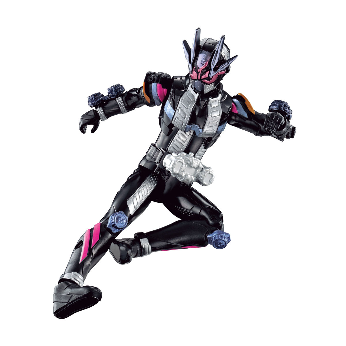 RKFライダーアーマーシリーズ『仮面ライダージオウII』可動フィギュア-005