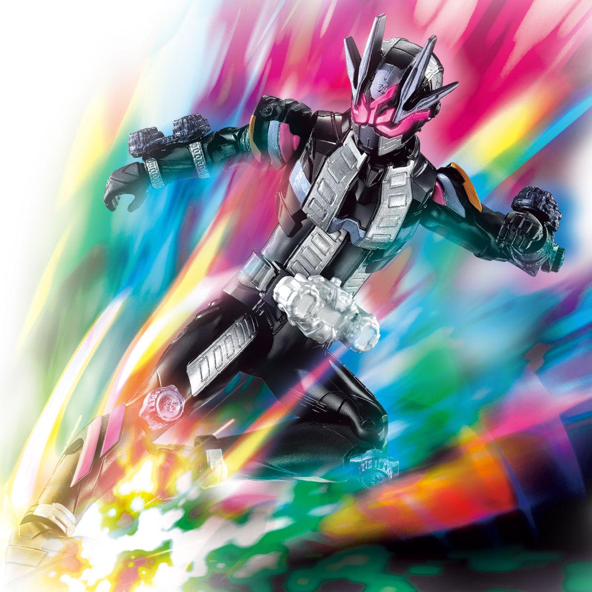 RKFライダーアーマーシリーズ『仮面ライダージオウII』可動フィギュア-006