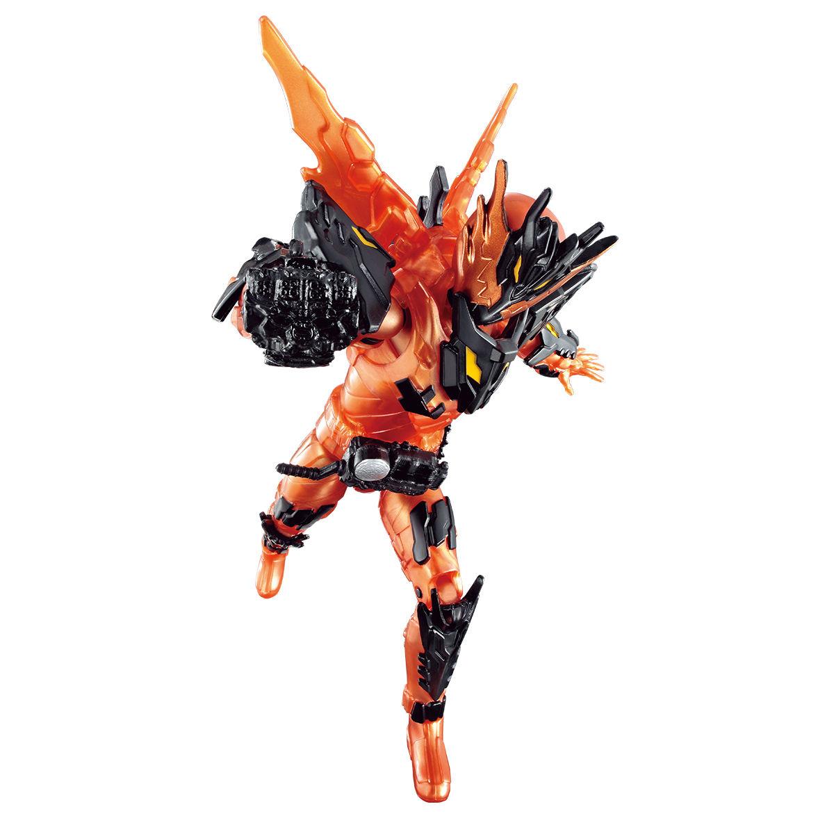 RKFレジェンドライダーシリーズ『仮面ライダークローズマグマ』可動フィギュア-003