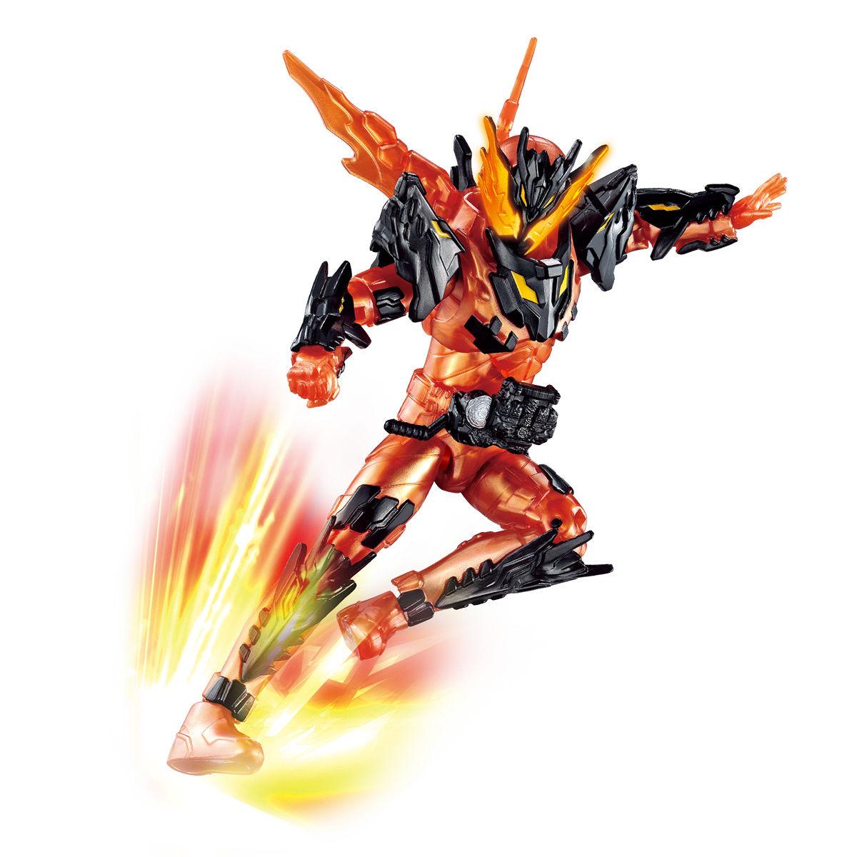 RKFレジェンドライダーシリーズ『仮面ライダークローズマグマ』可動フィギュア-005