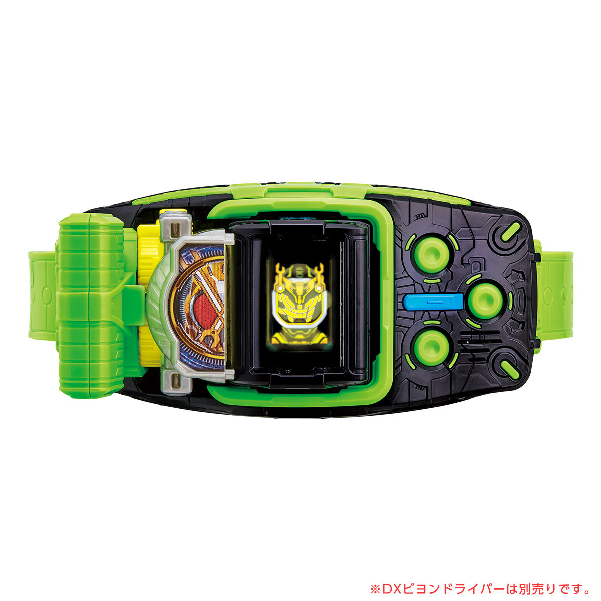 仮面ライダージオウ『DXキカイミライドウォッチ』変身なりきり-006