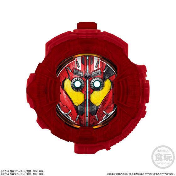 【食玩】仮面ライダー サウンドライドウォッチシリーズ『SGライドウォッチ06』10個入りBOX-003