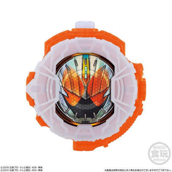【食玩】仮面ライダー サウンドライドウォッチシリーズ『SGライドウォッチ06』10個入りBOX-004