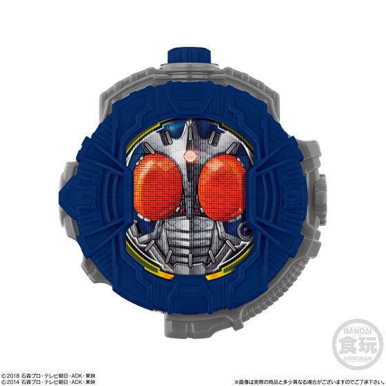 【食玩】仮面ライダー サウンドライドウォッチシリーズ『SGライドウォッチ06』10個入りBOX-005