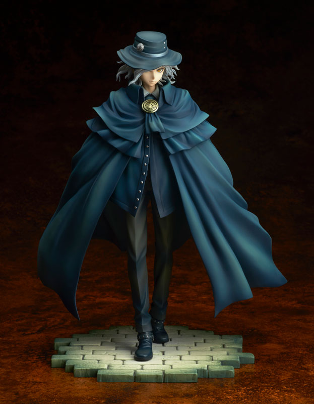 Fate/Grand Order『アヴェンジャー/巌窟王 エドモン・ダンテス』1/8 完成品フィギュア-005