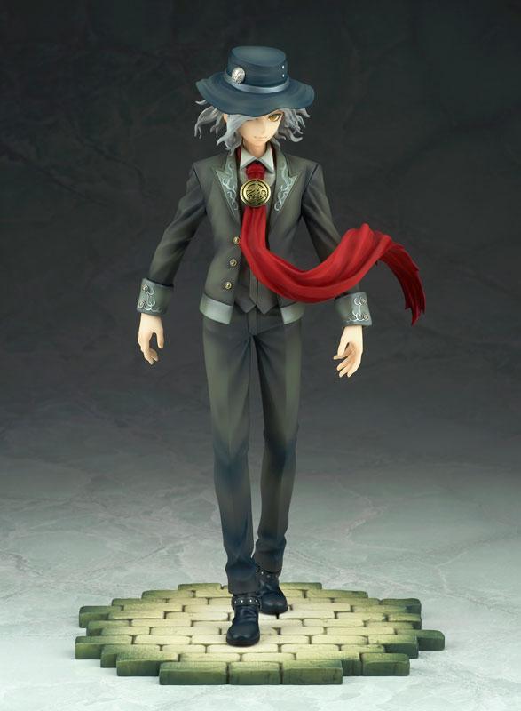 Fate/Grand Order『アヴェンジャー/巌窟王 エドモン・ダンテス』1/8 完成品フィギュア-011