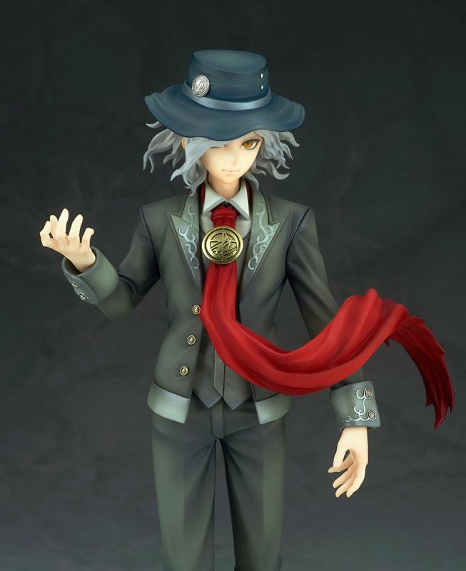 Fate/Grand Order『アヴェンジャー/巌窟王 エドモン・ダンテス』1/8 完成品フィギュア-013