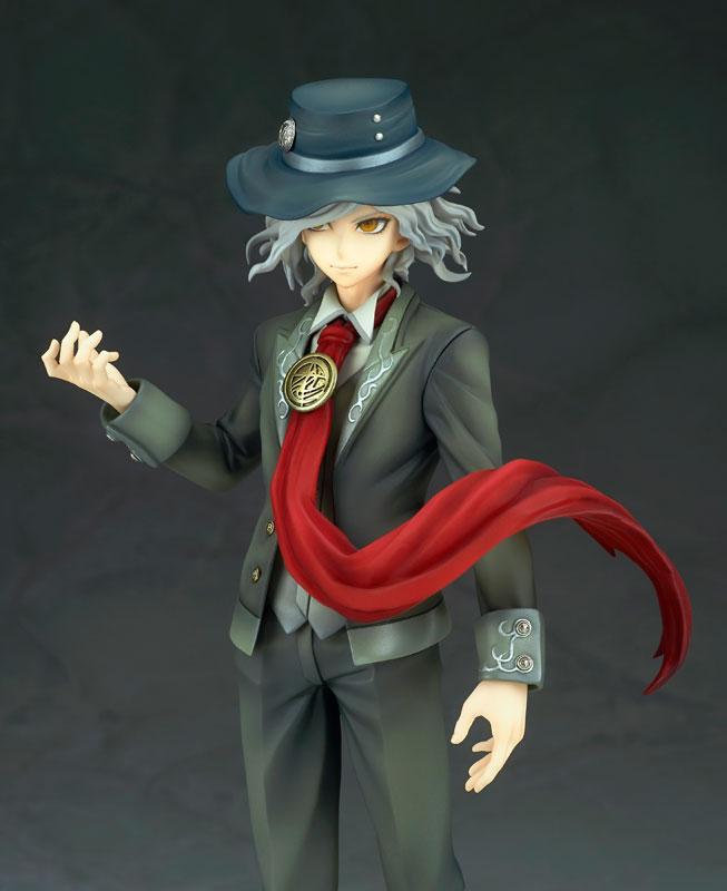 Fate/Grand Order『アヴェンジャー/巌窟王 エドモン・ダンテス』1/8 完成品フィギュア-014