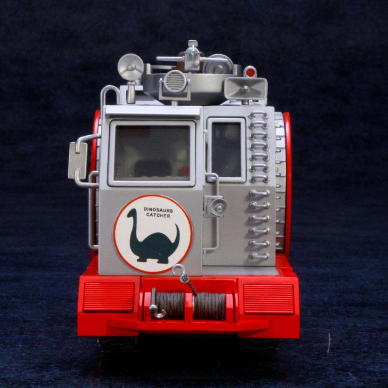 EXプラモ『ボーンフリー号セット』恐竜探険隊ボーンフリー プラモデル-004