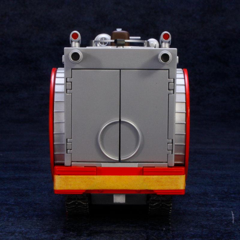 EXプラモ『ボーンフリー号セット』恐竜探険隊ボーンフリー プラモデル-005