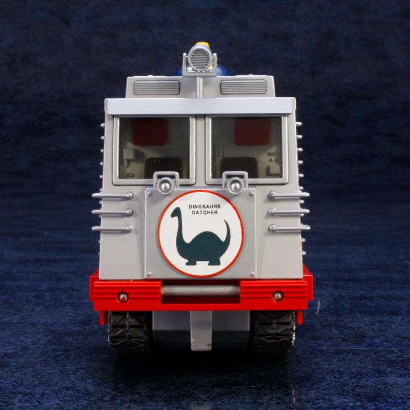 EXプラモ『ボーンフリー号セット』恐竜探険隊ボーンフリー プラモデル-009