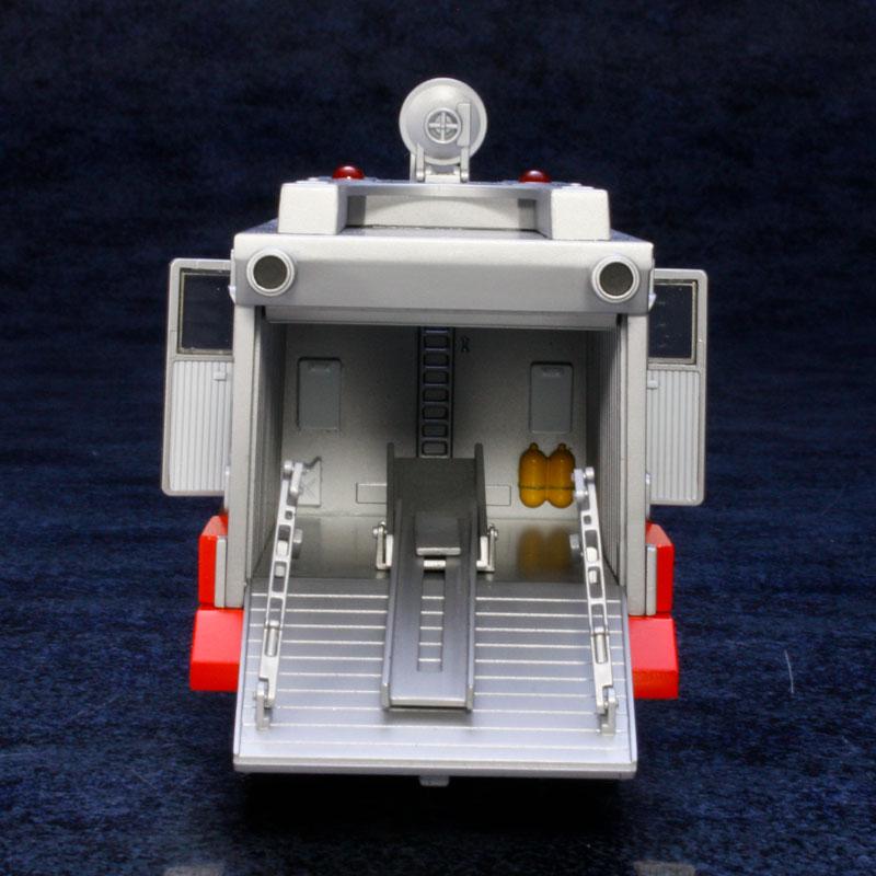 EXプラモ『ボーンフリー号セット』恐竜探険隊ボーンフリー プラモデル-012