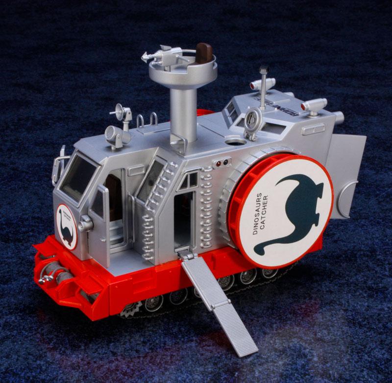 EXプラモ『ボーンフリー号セット』恐竜探険隊ボーンフリー プラモデル-014