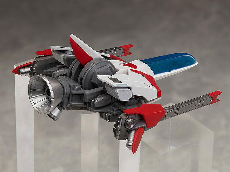 figma『FIRE LEO-03 STYX(ステュクス)/ FIRE LEO-04 RYNEX(ライネックス)』サンダーフォース 可動フィギュア-007