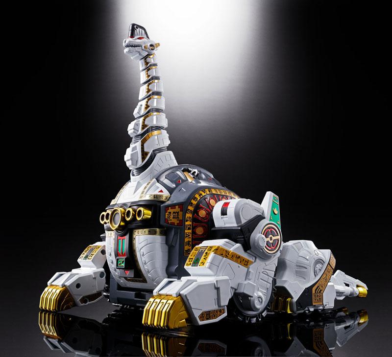 超合金魂『GX-85 キングブラキオン』恐竜戦隊ジュウレンジャー 可動フィギュア-001
