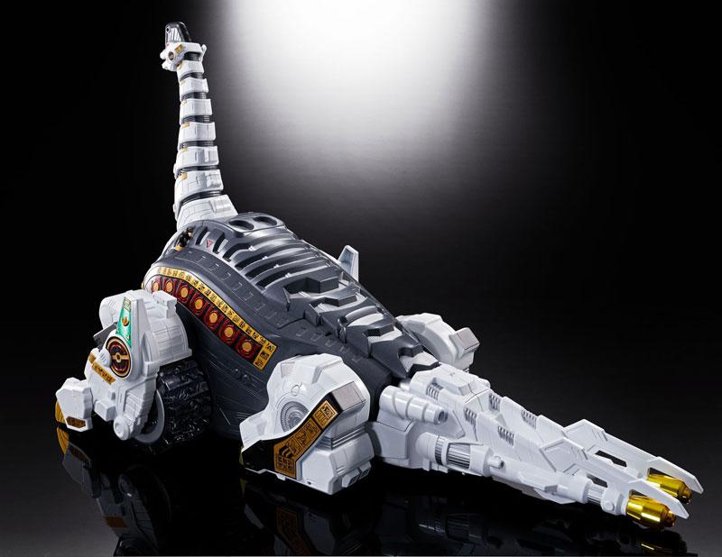超合金魂『GX-85 キングブラキオン』恐竜戦隊ジュウレンジャー 可動フィギュア-003