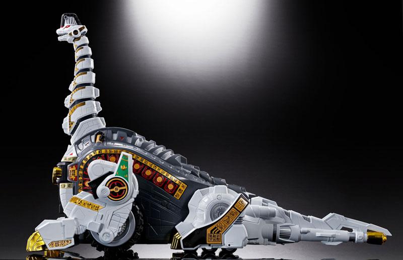 超合金魂『GX-85 キングブラキオン』恐竜戦隊ジュウレンジャー 可動フィギュア-004