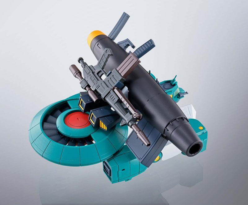 HI-METAL R『ウォーカーギャリア』戦闘メカ ザブングル 可変可動フィギュア-013