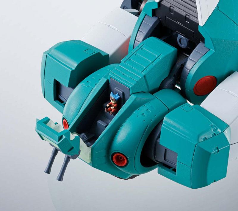 HI-METAL R『ウォーカーギャリア』戦闘メカ ザブングル 可変可動フィギュア-017
