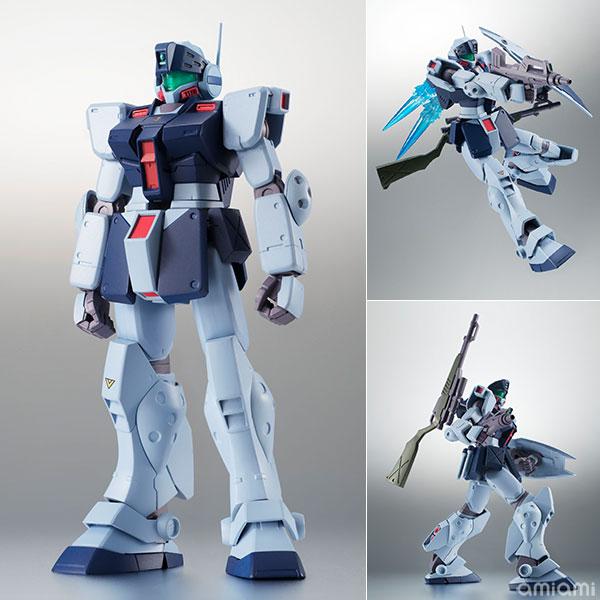 ROBOT魂〈SIDE MS〉『RGM-79SP ジム・スナイパーII ver. A.N.I.M.E.』機動戦士ガンダム0080 ポケットの中の戦争 可動フィギュア