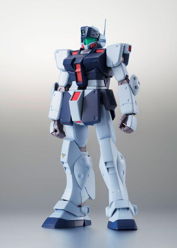 ROBOT魂〈SIDE MS〉『RGM-79SP ジム・スナイパーII ver. A.N.I.M.E.』機動戦士ガンダム0080 ポケットの中の戦争 可動フィギュア-002