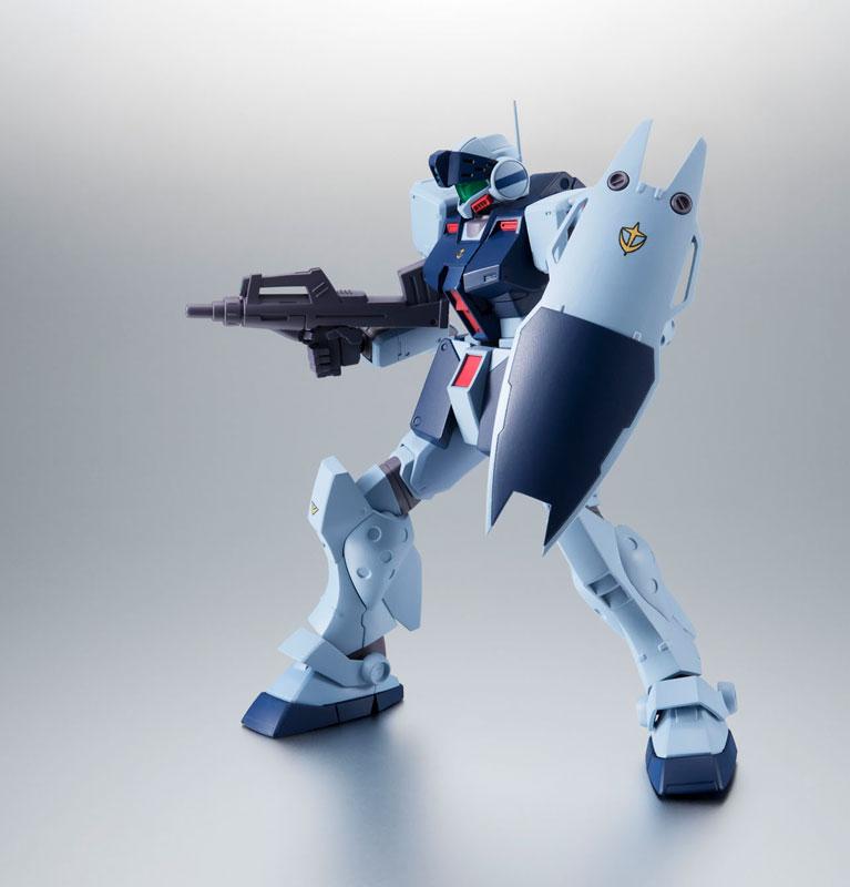 ROBOT魂〈SIDE MS〉『RGM-79SP ジム・スナイパーII ver. A.N.I.M.E.』機動戦士ガンダム0080 ポケットの中の戦争 可動フィギュア-005