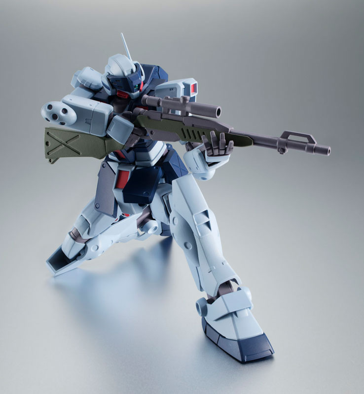 ROBOT魂〈SIDE MS〉『RGM-79SP ジム・スナイパーII ver. A.N.I.M.E.』機動戦士ガンダム0080 ポケットの中の戦争 可動フィギュア-006