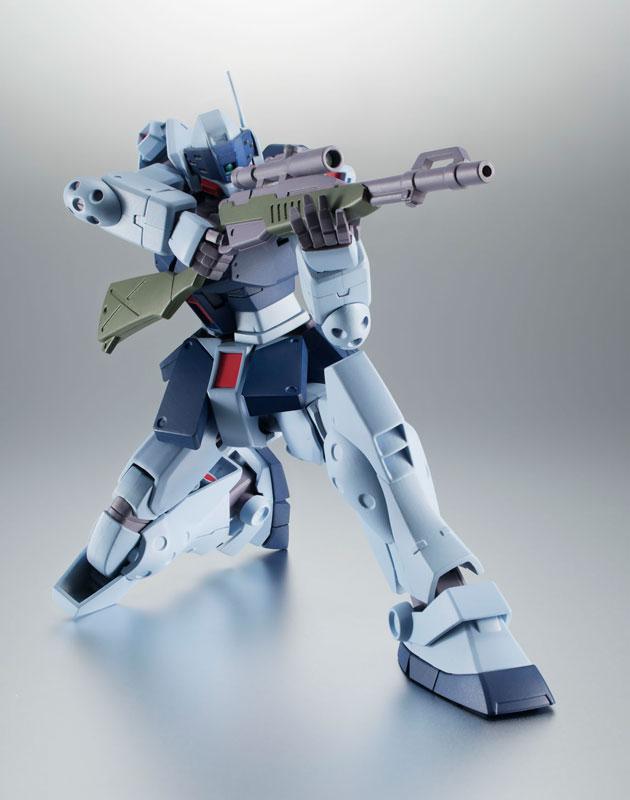 ROBOT魂〈SIDE MS〉『RGM-79SP ジム・スナイパーII ver. A.N.I.M.E.』機動戦士ガンダム0080 ポケットの中の戦争 可動フィギュア-007