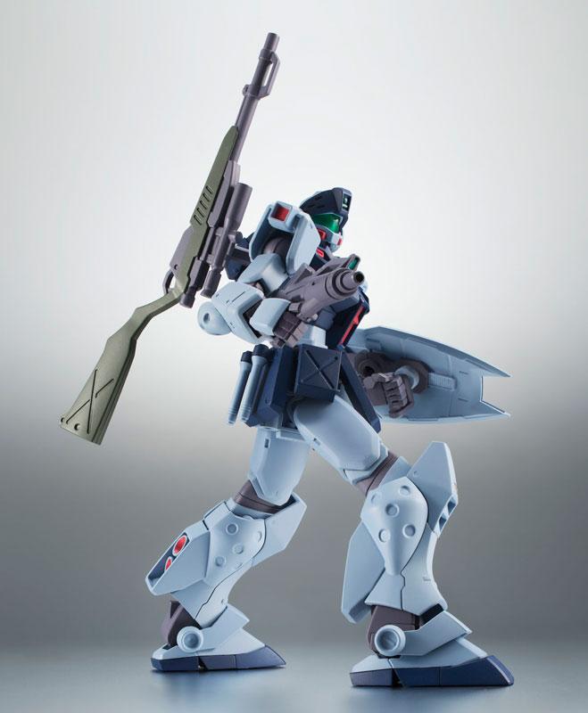 ROBOT魂〈SIDE MS〉『RGM-79SP ジム・スナイパーII ver. A.N.I.M.E.』機動戦士ガンダム0080 ポケットの中の戦争 可動フィギュア-011