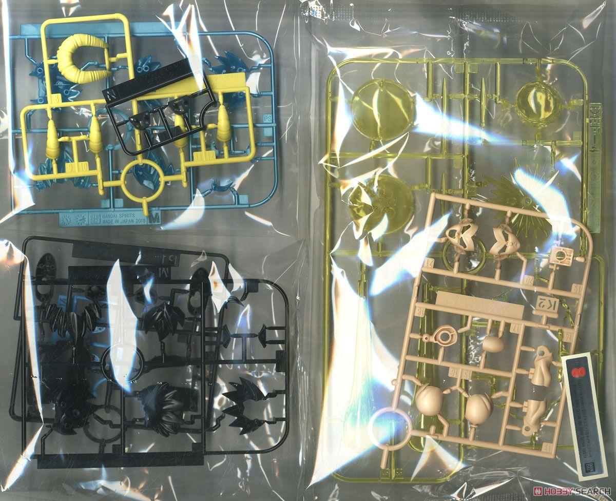 【再販】フィギュアライズ スタンダード『超サイヤ人ゴッド超サイヤ人ゴジータ』ドラゴンボール超 プラモデル-014