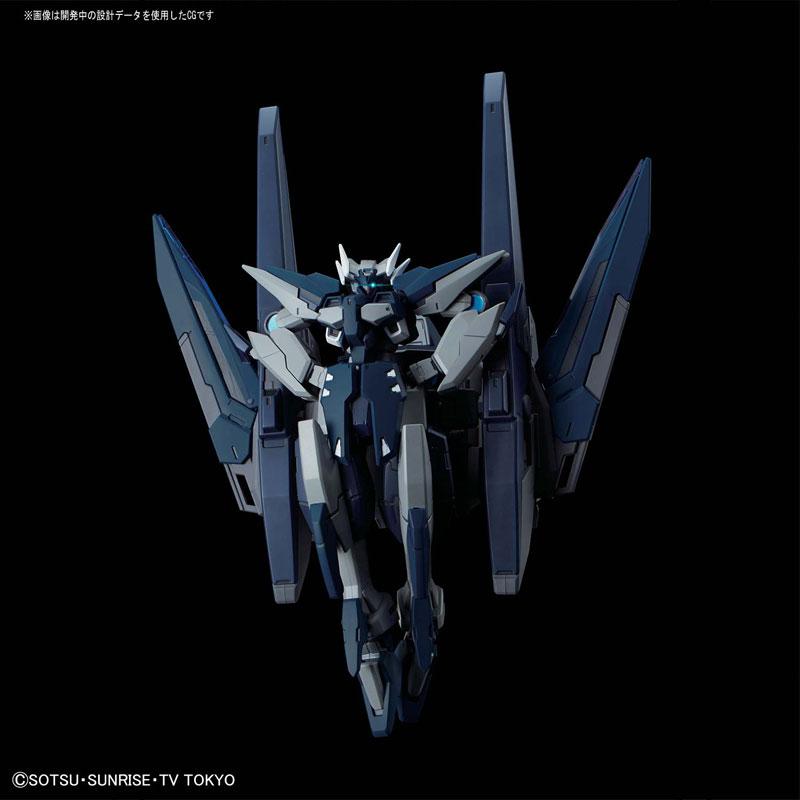 HGBD 1/144『ガンダムザラキエル』ガンダムビルドダイバーズブレイク プラモデル-001