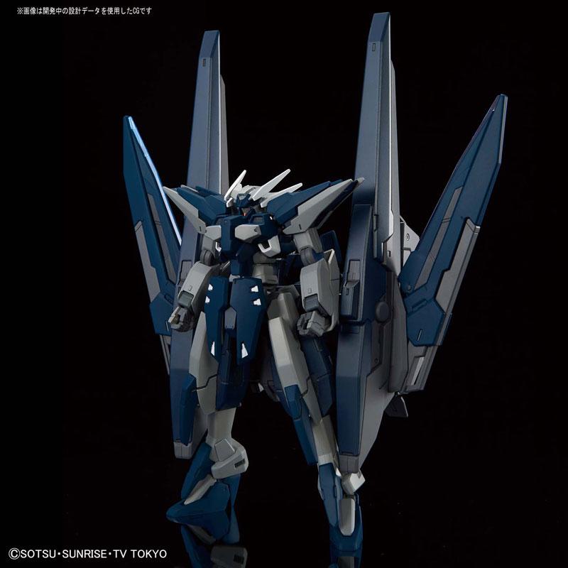 HGBD 1/144『ガンダムザラキエル』ガンダムビルドダイバーズブレイク プラモデル-002
