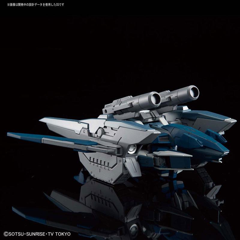 HGBD 1/144『ガンダムザラキエル』ガンダムビルドダイバーズブレイク プラモデル-004